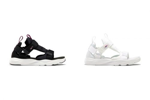 Reebok Introduces Instapump Fury-Inspired Furylite Sandal Pack