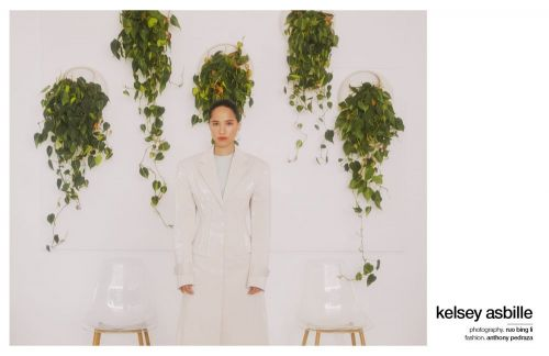 Interview | kelsey asbille