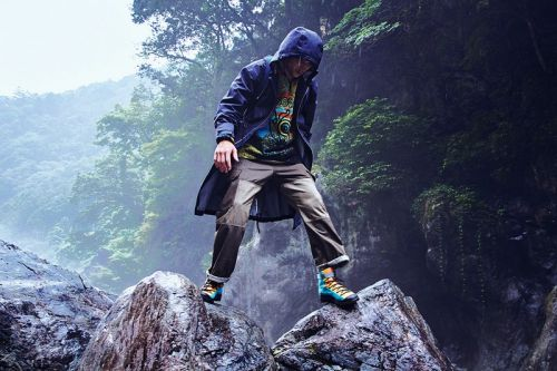 Eye/LOEWE/Nature Takes to the Hills of Mount Fuji for Print-Heavy SS20 Collection