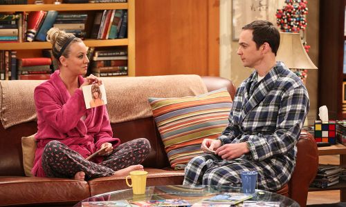 Kaley Cuoco's Character Penny Is Noticeably Missing From 'The Big Bang Theory' Unaired Pilot