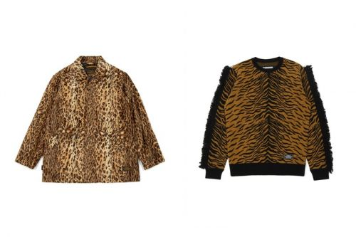 NEIGHBORHOOD Unveils Bold Animal Prints for FW19