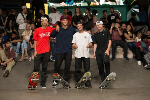 Livestream the Battle at the Berrics 11th Annual S.K.A.T.E. Competition