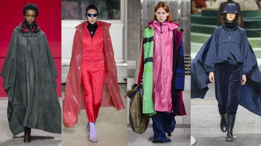 Make Way for Waterproof Outerwear This Fall