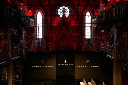 Faith and Fashion Cross for God at New York Fashion Week