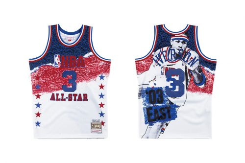 Mitchell & Ness' All-Star Pack Is a Slam Dunk for NBA Fans