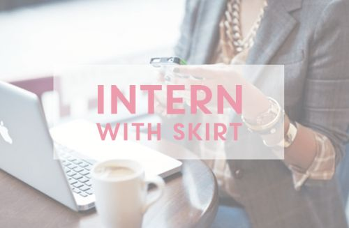 Skirt PR Is Seeking PR Interns In Chicago