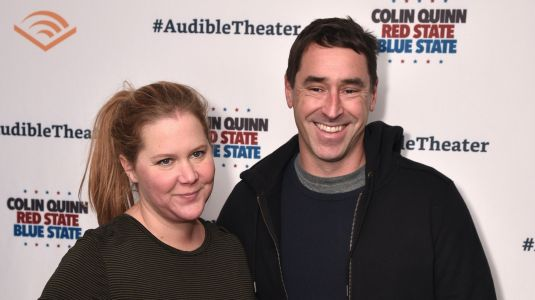 Amy Schumer Reveals Husband Chris Fischer Has 'Autism Spectrum Disorder'