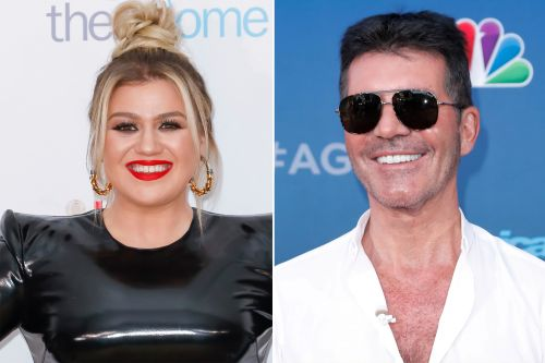 Kelly Clarkson to replace injured judge Simon Cowell on 'America's Got Talent'