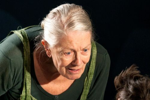 Here's hoping Vanessa Redgrave isn't done with Broadway