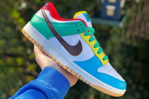 "Nike's Boisterous Dunk Low ""Free.99"" Is Gratis in Name Only"
