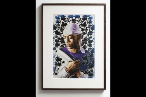 Kehinde Wiley Subverts Old Master Paintings to Feature People of Color in Latest Prints