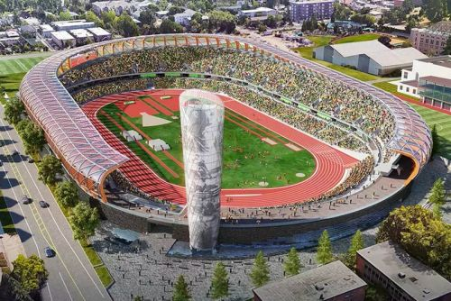 Phil Knight Is Helping Oregon Overhaul Iconic Hayward Field