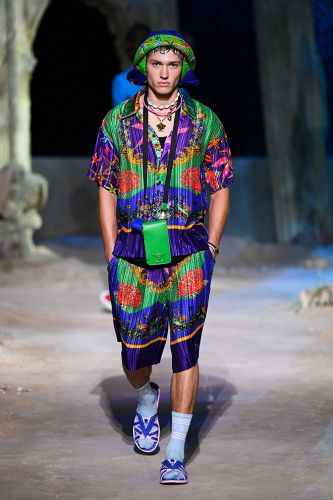 The Versace Spring 2021 Collection Reflects Immense Diversity and Inclusion