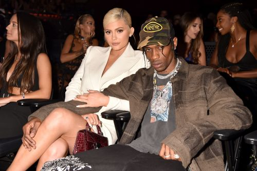 Travis Scott Gushes Over 'Wife' Kylie Jenner After Rose Gesture And Fans Are Like, Wait A Minute