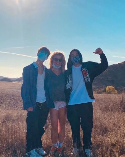 Britney Spears' Sons Sean Preston and Jayden With Kevin Federline Are All Grown Up: Photos!