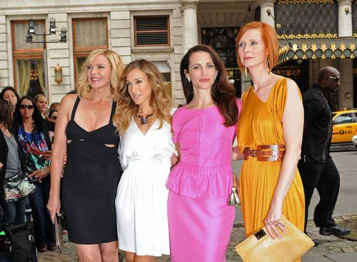 Kim Cattrall & Sarah Jessica Parker's Feud Hit a New Low-Now Can We Be Done with It?