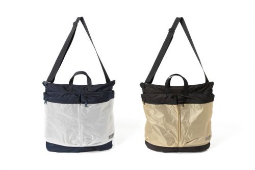 BEAMS x Porter Connect for Semi-Translucent Accessories