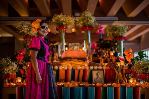 Where to Celebrate Dia de Los Muertos in Mexico