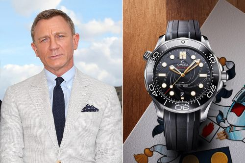 James Bond fans' new must-have watch