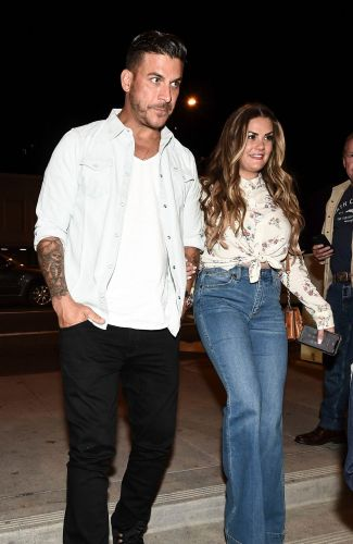 'Pump Rules' Stars Jax Taylor and Brittany Cartwright Spotted Arm-in-Arm at Fred Segal in West Hollywood