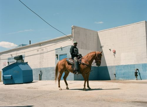 Meeting the inner city cowboys of North Philadelphia
