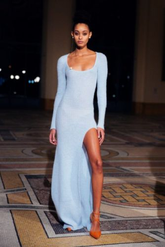 """Backstage at Jacquemus' sultry """"Le Souk"""" that warmed up winter collections"""