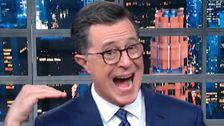 Stephen Colbert Drops Savage Impression Of Sad Eric Waiting For Trump To Keep A Promise