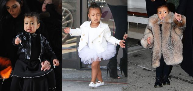 A Jaw-Dropping Komparison of the Kardashian Kids' Expensive AF Couture