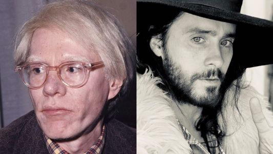 Jared Leto confirms he'll play Andy Warhol in an upcoming film