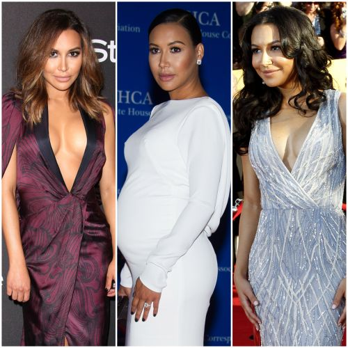 A Look Back at Naya Rivera's Best Red Carpet Appearances From the Golden Globes and More