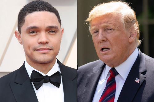 Trevor Noah says Trump is the first president to 'actually deliver' on promises