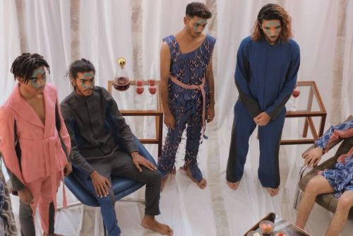 Ten Meets Rahemur Rahman, The British-Bangladeshi Menswear Designer with Sustainable Sensibilities and Queer Intentions