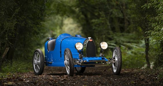 Bugatti Marks It's 110th Anniversary With The Exclusive, High-Performance Baby II