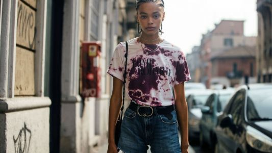 21 Pairs of High-Rise Denim Shorts That Will Well Outlive Festival Season