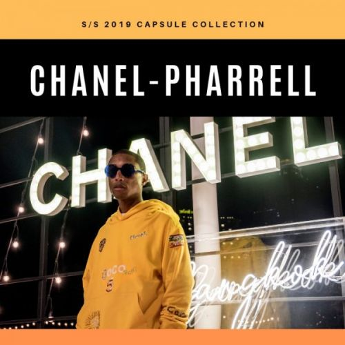 CHANEL-Pharrell Capsule Collection