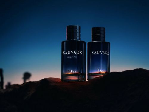 Your Fathers Day essential: Dior Sauvage