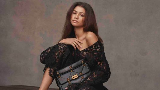 Zendaya Is the New Face of Valentino