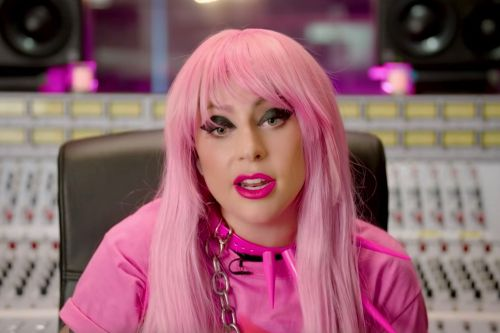 Lady Gaga on antipsychotic meds: 'I can't always control things my brain does'