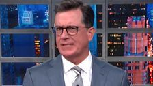 Stephen Colbert Exposes The Moment 'Trump's Brain Took A Leave Of Absence'