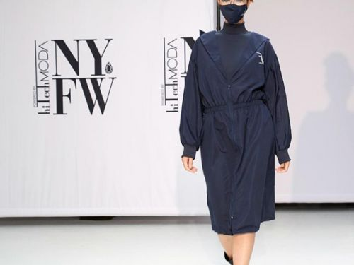 NYFW hiTechMODA Season 4 Showcased Couture PPE Collection by Award-Winning International Designer Rian Fernandez