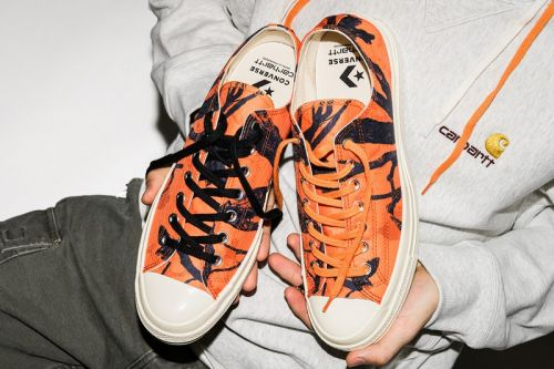 Carhartt WIP Brings Hunting & Workwear Influences to Converse Chuck 70