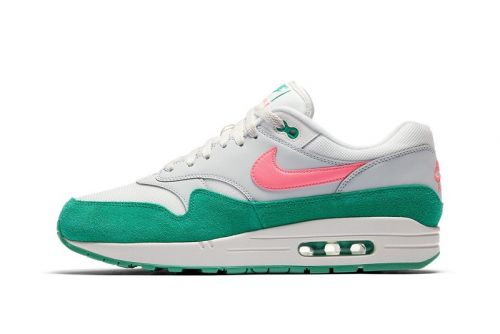 "Nike's Air Max 1 ""Watermelon"" Finally Hits Shops Shelves"