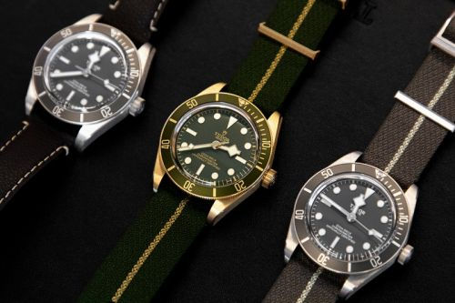 A Closer Look at This Year's 2021 Tudor Releases