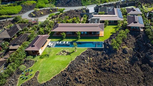 Olson Kundigin Designs The Hale Lana: Hawaii's Most Accommodating Property