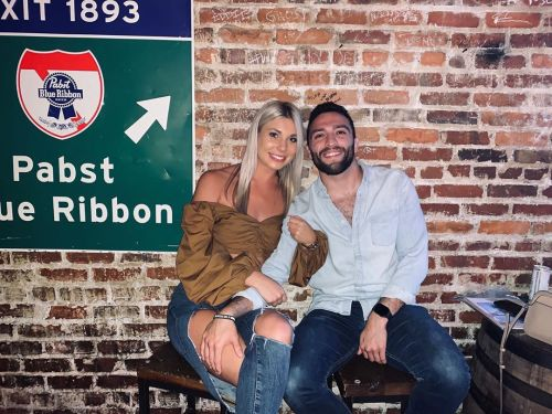 'Love Is Blind' Star Mark Cuevas Debuts New Girlfriend Hours After Jessica Batten's Relationship News
