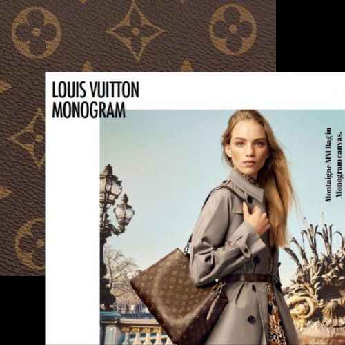 Louis Vuitton - The Monogram Canvas