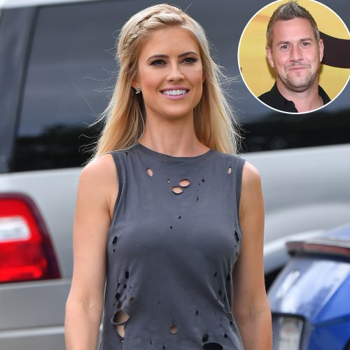 Christina Anstead Breaks Silence on Split From Husband Ant: 'Sometimes Life Throws Us Curve Balls'