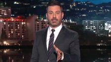 Jimmy Kimmel Sums Up Trump's Wildfire Response With A Savage Crack About Don Jr