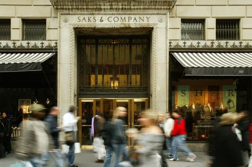 Saks Fifth Avenue's NYC Flagship Loses Over Half Its Value