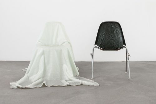 97cm Adds Textural Twists to the Iconic Eames Molded Plastic Side Chair